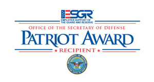 esgr patriot award recipient