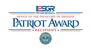 esgr patriot award recipient